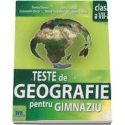 Dorina Cheval, Teste de Geografie pentru gimnaziu clasa a VII-a