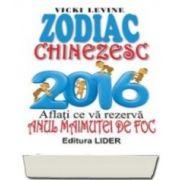 Vicki Levine, Zodiac Chinezesc 2016 - Aflati ce va rezerva Anul Maimutei de Foc