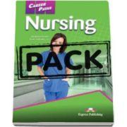 Virginia Evans, Career Paths. Nursing with audio CDs and Teachers Book - UK version