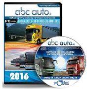 CD, Software pentru obtinerea permisului de conducere auto, ABC Auto v. 3. 0 - Pentru categoriile C1, C, D1, D, C1E, CE, D1E, DE - Editie actualizata 2016