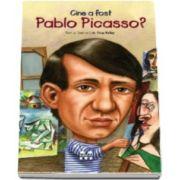 True Kelley, Cine a fost Pablo Picasso? (Text si ilustratii de True Kelley)