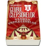 Lucy Ribchester, Clubul Clepsidrelor. Vremea sufragetelor