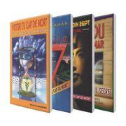 Colectia Radu Cinamar - Set de 4 carti ale autorului Radu Cinamar