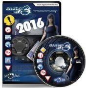 DVD, Auto B+ V. 3 - Software pentru obtinerea permisului de conducere auto categoria B. Editie actualizata in 2016