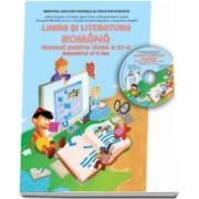 Adina Grigore - Limba si literatura romana, manual pentru clasa a III-a, Semestrul II. Contine CD cu manualul in format digital