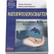 Stefan Pacearca, Manual de Stiinte ale naturii in limba germana pentru clasa a 4-a. Naturwissenschaften - Lehrbuch fur die 4. Klasse