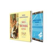 Colectie pentru pian Mica metoda de pian si Piese clasice usoare pentru pian