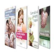 Colectia - Parenting si dezvoltare personala. Prietenie si iubire, Cum sa va linistiti copiii, Jocurile creative ale copiilor si Educatia copiilor in familie