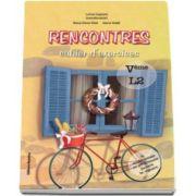 Larisa Gojnete, Rencontres - cahier d-exercices. Veme l2. Caiet de limba franceza pentru clasa a V-a (limba moderna 2)