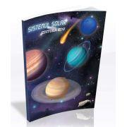 Carte uriasa. Sistemul solar