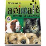 Animale de companie. Cartea mea cu animale - Varsta recomandata 6-12 ani