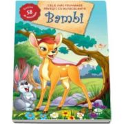 Bambi. Cele mai frumoase povesti cu autocolante - Varsta recomandata 3-8 ani