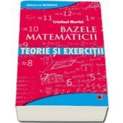 Mortici Cristinel, Bazele matematicii - Teorie si exercitii