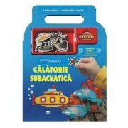 Calatorie subacvatica. Asculta si invata - Varsta recomandata 3-5 ani