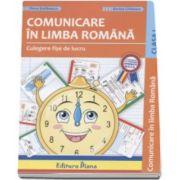 Elena Stefanescu, Comunicare in limba romana. Culegere fise de lucru pentru clasa I