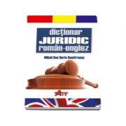 Dictionar juridic roman-englez