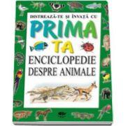 Steve Parker, Enciclopedie despre animale. Distreaza-te si invata cu prima ta enciclopedie