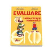 Evaluare pentru clasa a III-a (limba romana si matematica)