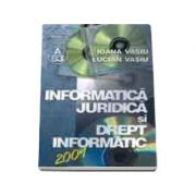 Informatica juridica si drept informatic 2009