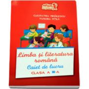 Limba si literatura romana, caiet de lucru pentru clasa a III-a. Tudora Pitila si Cleopatra Mihailescu