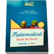 Matematica, caiet de lucru pentru clasa a III-a. Tudora Pitila si Cleopatra Mihailescu