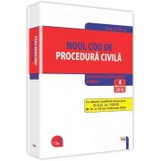 Noul Cod de procedura civila 2016. Legislatie consolidata si INDEX 4 februarie 2016