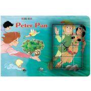 Peter Pan. Cubopuzzle - Carte si 12 cuburi