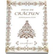 Piese de Craciun. Album pentru pian