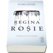 Victoria Aveyard, Regina rosie. Partea I. Puterea este un joc periculos