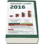 Reglementari contabile. Actualizat 2016 - Reglementari contabile conforme cu Directiva 34/2013 (O. M. F. P. nr. 1802/2014)– actualizat 2016 (Directiva 34/2013 UE) privind contabilitatea in partida simpla