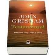 John Grisham, Testamentul. Unde exista vointa, exista si putere. Editie de buzunar