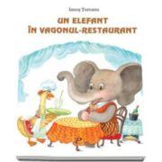 Un elefant in vagonul-restaurant - Varsta recomandata 7-12 ani