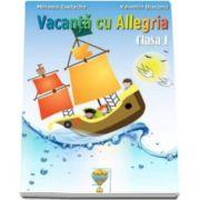 Vacanta cu Allegria, pentri clasa I (Mihaela Costache)