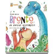 Valentin Nicolau - Bronto, un dinozaur neastamparat - Ilustratii de Alexandru Ciubotaru