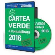 CD - Cartea Verde a Contabilitatii 2016. Actualizata cu legislatia in vigoare