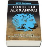 Will Adams, Codul lui Alexandru - Carte de buzunar