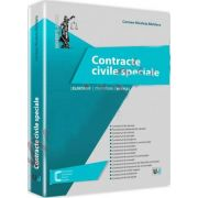 Contracte civile speciale. Elaborare, comentarii, modele - Carmen Nicoleta Barbieru