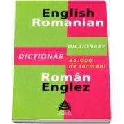 Dana Carausu, Dictionar englez-roman si roman-englez cu 35. 000 de termeni. Ghid gramatical al limbii engleze