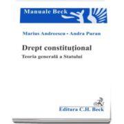 Marius Andreescu, Drept constitutional. Teoria generala a Statului