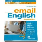 Paul Emmerson, Email English 2nd edition