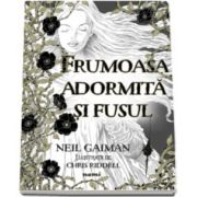 Neil Gaiman, Frumoasa adormita si fusul - Ilustratii de Chris Riddell