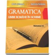 Maria Ticleanu, Gramatica limbii romane in scheme. Volumul II - Partea de exercitii