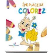 Roxana Geanta, Imi place sa colorez 3