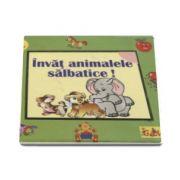 Invat animalele salbatice - Pliant cartonat
