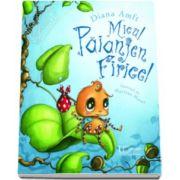 Micul Paianjen Firicel - Ilustratii de Martina Matos - Editie cu coperti cartonate