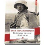Pe frontul de vest nimic nou (Traducere din limba germana de Emanoil Cerbu)
