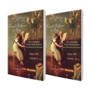 Primul profesor de Pian - Caietul I si caietul II - Set Carl Czerny