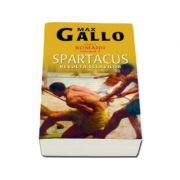 """Spartacus. Revolta sclavilor (Volumul 1 seria""""Romanii"""")"""