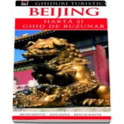 Dorling Kindersley, Beijing - Harta si ghid de buzunar