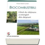 Victor Emil Lucian, Biocombustibili. Ghid de obtinere a energiei din deseuri